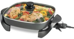 Black & Decker SK1215BC Family Sized Electric Skillet Review