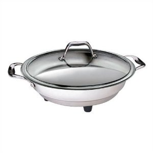 Cucinapro Stainless Steel Electric Skillet Review