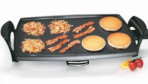 Best Electric Griddles 2019—Top Reviews And Buying Guide