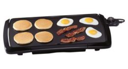 How To Cook In An Electric Griddle